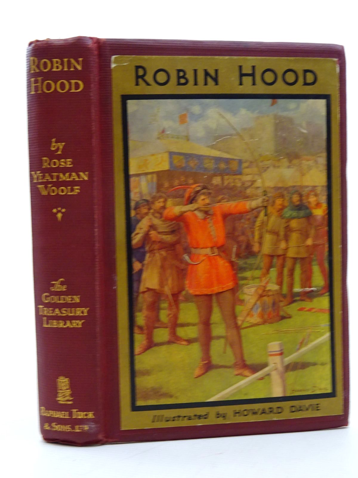 Photo of ROBIN HOOD AND HIS LIFE IN THE MERRY GREENWOOD- Stock Number: 2125324