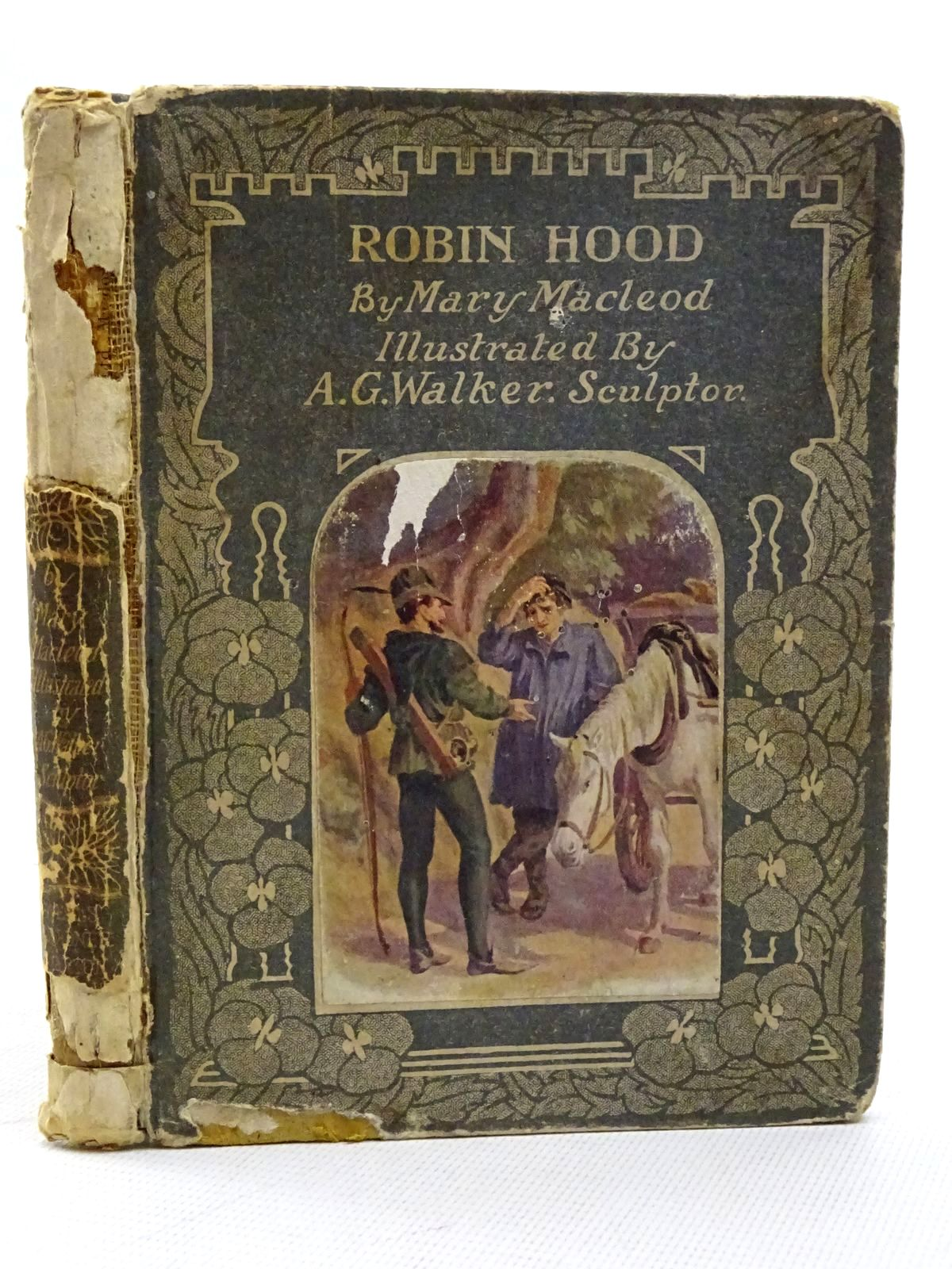 Photo of ROBIN HOOD AND HIS MERRY MEN- Stock Number: 2125365