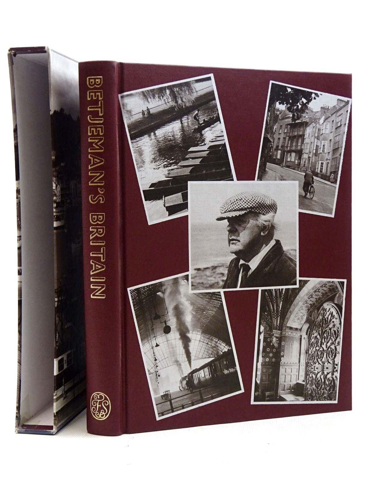 Photo of BETJEMAN'S BRITAIN written by Betjeman, John Green, Candida Lycett published by Folio Society (STOCK CODE: 2125433)  for sale by Stella & Rose's Books