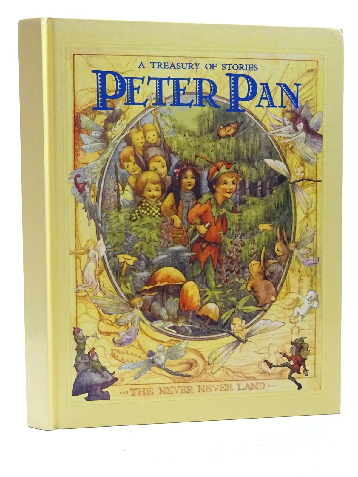 Photo of PETER PAN & WENDY written by Barrie, J.M. illustrated by Hudson, Gwynedd M. published by Robert Frederick Ltd. (STOCK CODE: 2125442)  for sale by Stella & Rose's Books