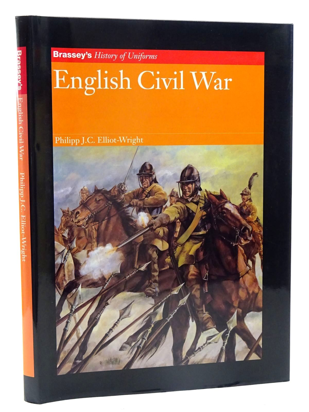 Photo of ENGLISH CIVIL WAR written by Elliot-Wright, Philipp J.C. illustrated by Hook, Christa published by Brassey's (STOCK CODE: 2125467)  for sale by Stella & Rose's Books