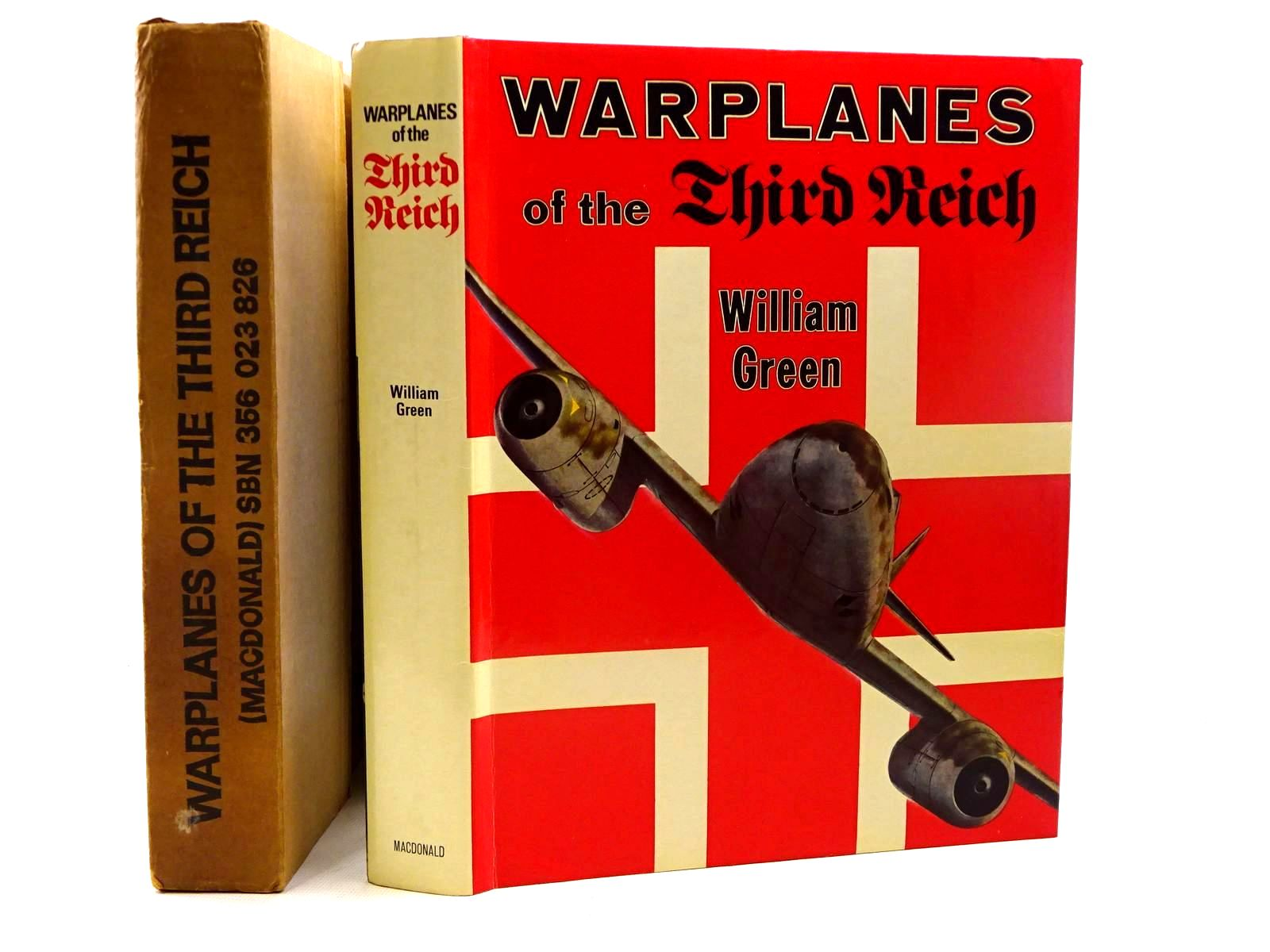 Photo of THE WARPLANES OF THE THIRD REICH written by Green, William illustrated by Punnett, Dennis published by Macdonald & Co. (Publishers) Ltd. (STOCK CODE: 2125472)  for sale by Stella & Rose's Books
