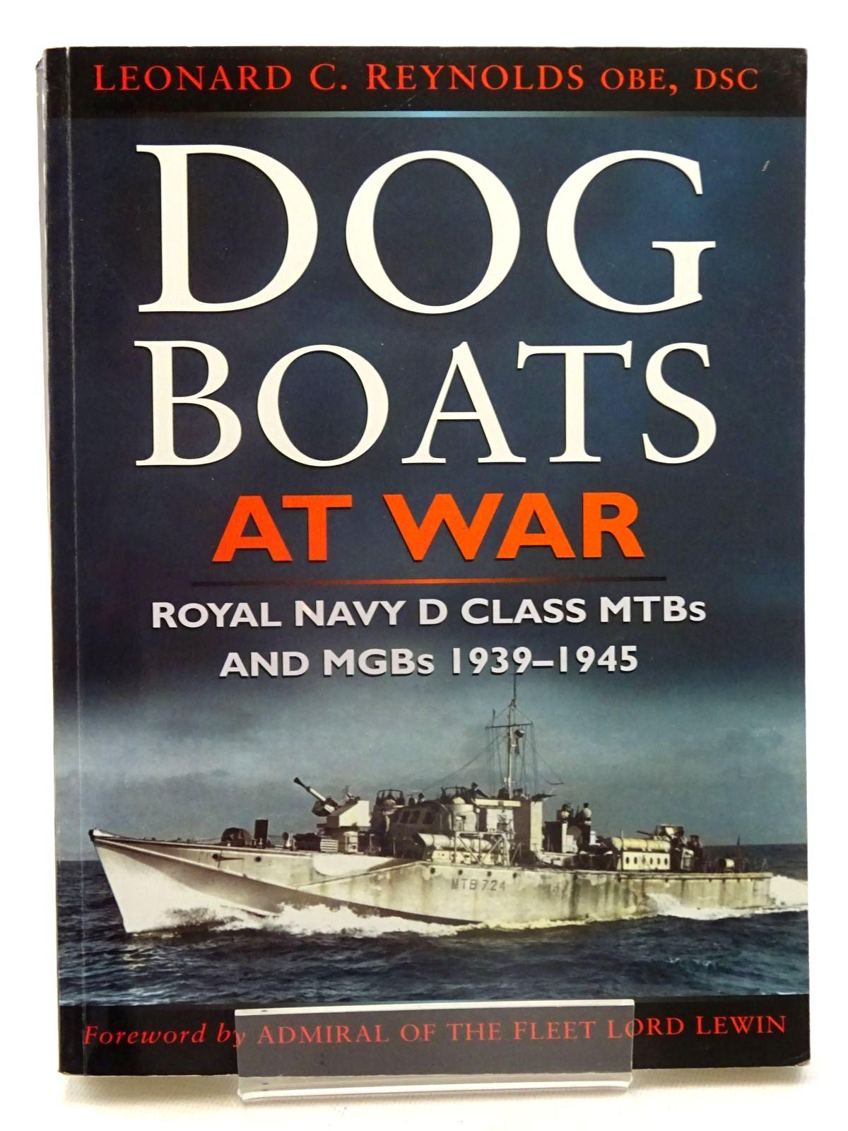 Photo of DOG BOATS AT WAR- Stock Number: 2125494