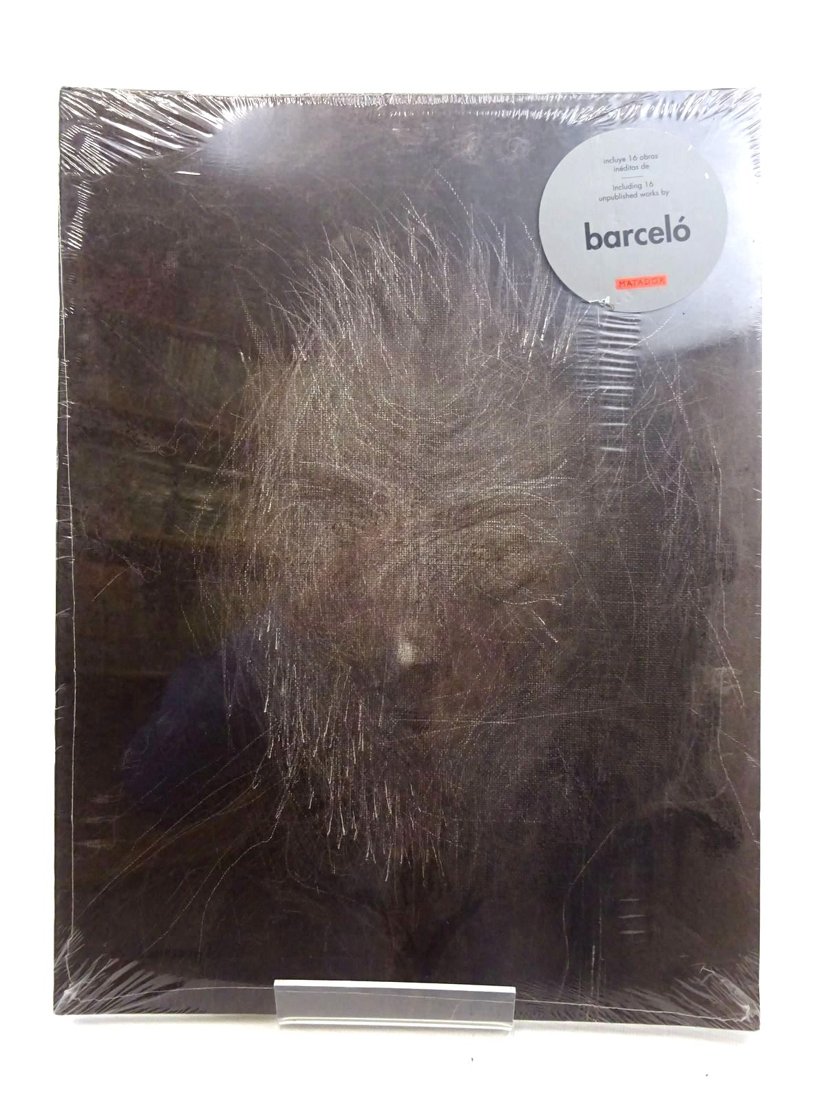 Photo of MIQUEL BARCELO: ARTIST'S PORTFOLIO illustrated by Barcelo, Miquel published by Matador (STOCK CODE: 2125558)  for sale by Stella & Rose's Books