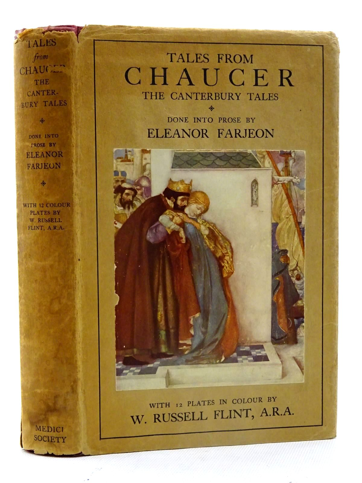 Photo of TALES FROM CHAUCER- Stock Number: 2125566