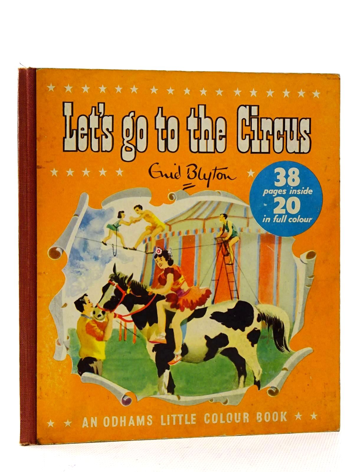 Photo of LET'S GO TO THE CIRCUS- Stock Number: 2125809