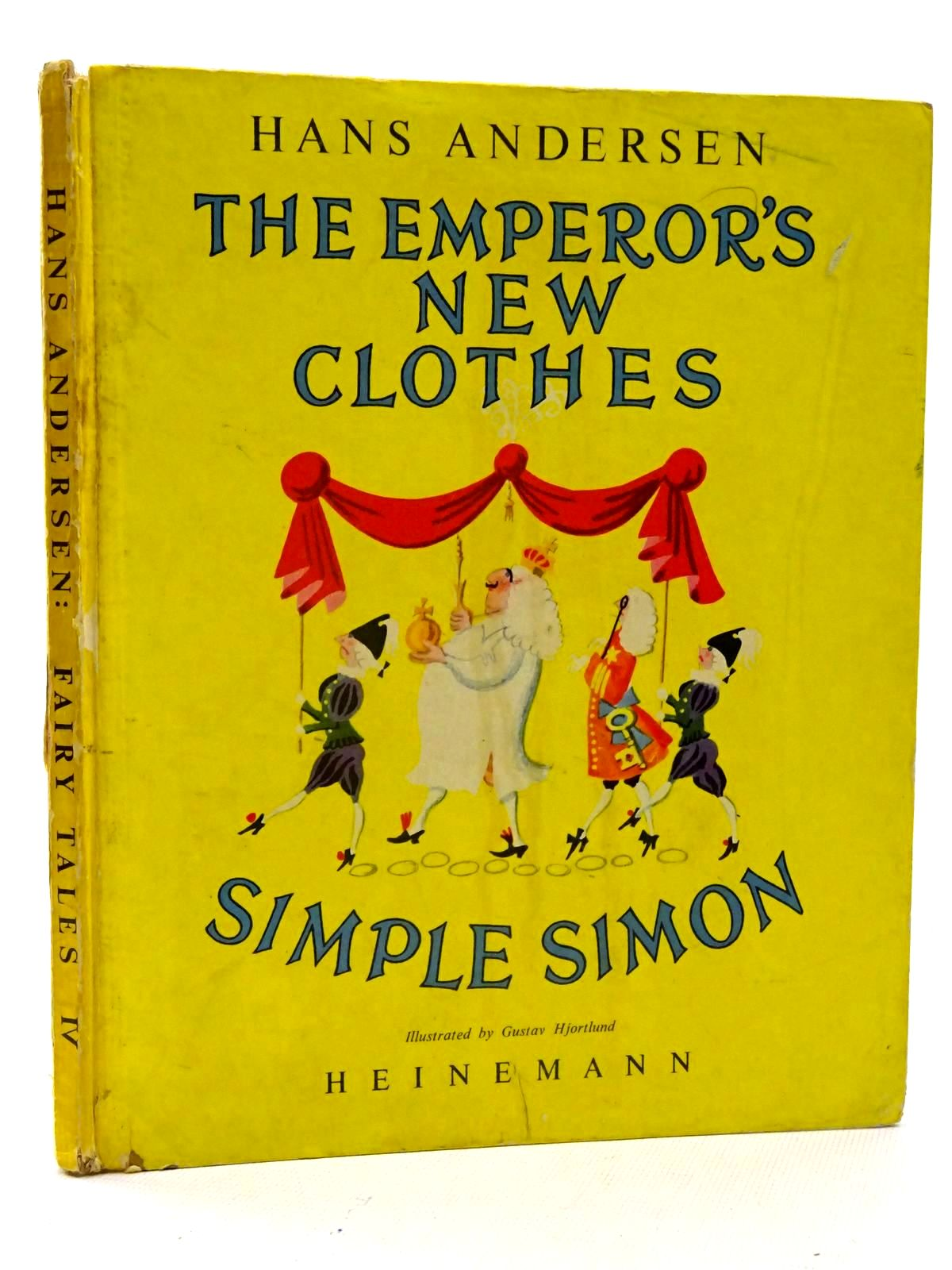 Photo of THE EMPEROR'S NEW CLOTHES - SIMPLE SIMON- Stock Number: 2125845