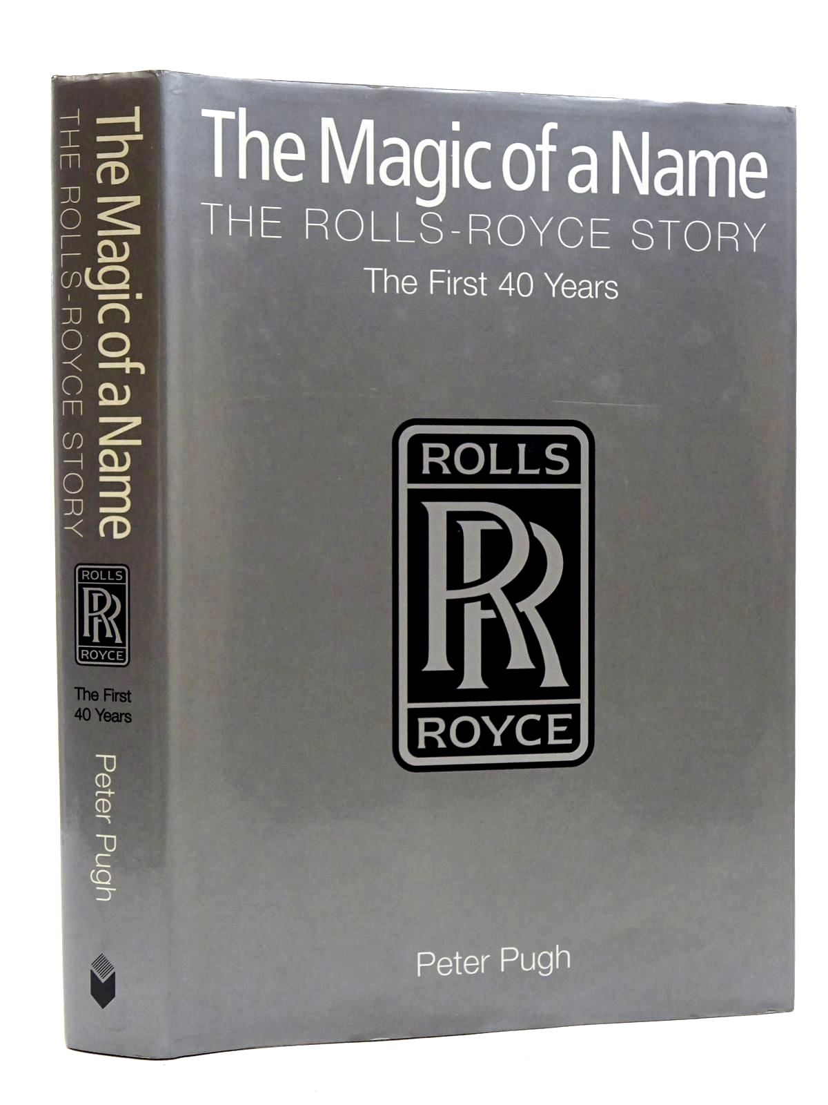 Photo of THE MAGIC OF A NAME written by Pugh, Peter published by Icon Books (STOCK CODE: 2125901)  for sale by Stella & Rose's Books