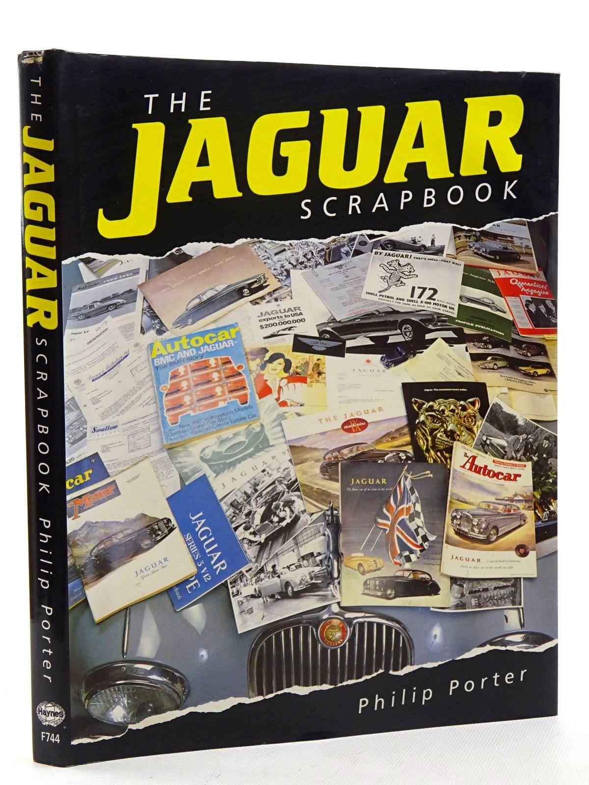 Photo of THE JAGUAR SCRAPBOOK- Stock Number: 2125903