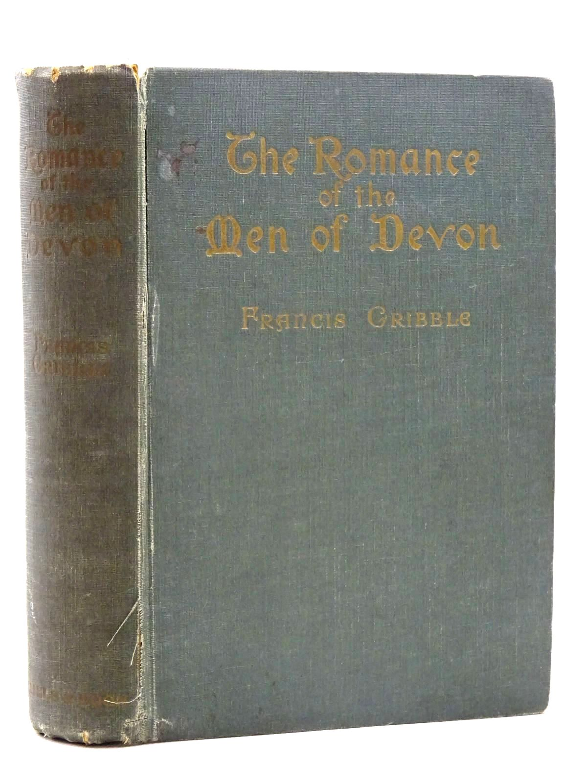 Photo of THE ROMANCE OF THE MEN OF DEVON written by Gribble, Francis published by Mills & Boon Ltd. (STOCK CODE: 2125925)  for sale by Stella & Rose's Books