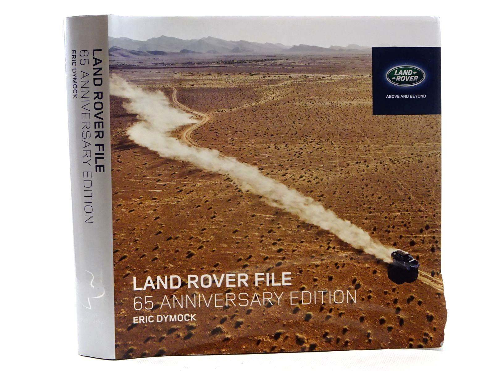 Photo of THE LAND ROVER FILE 65 ANNIVERSARY EDITION- Stock Number: 2125933