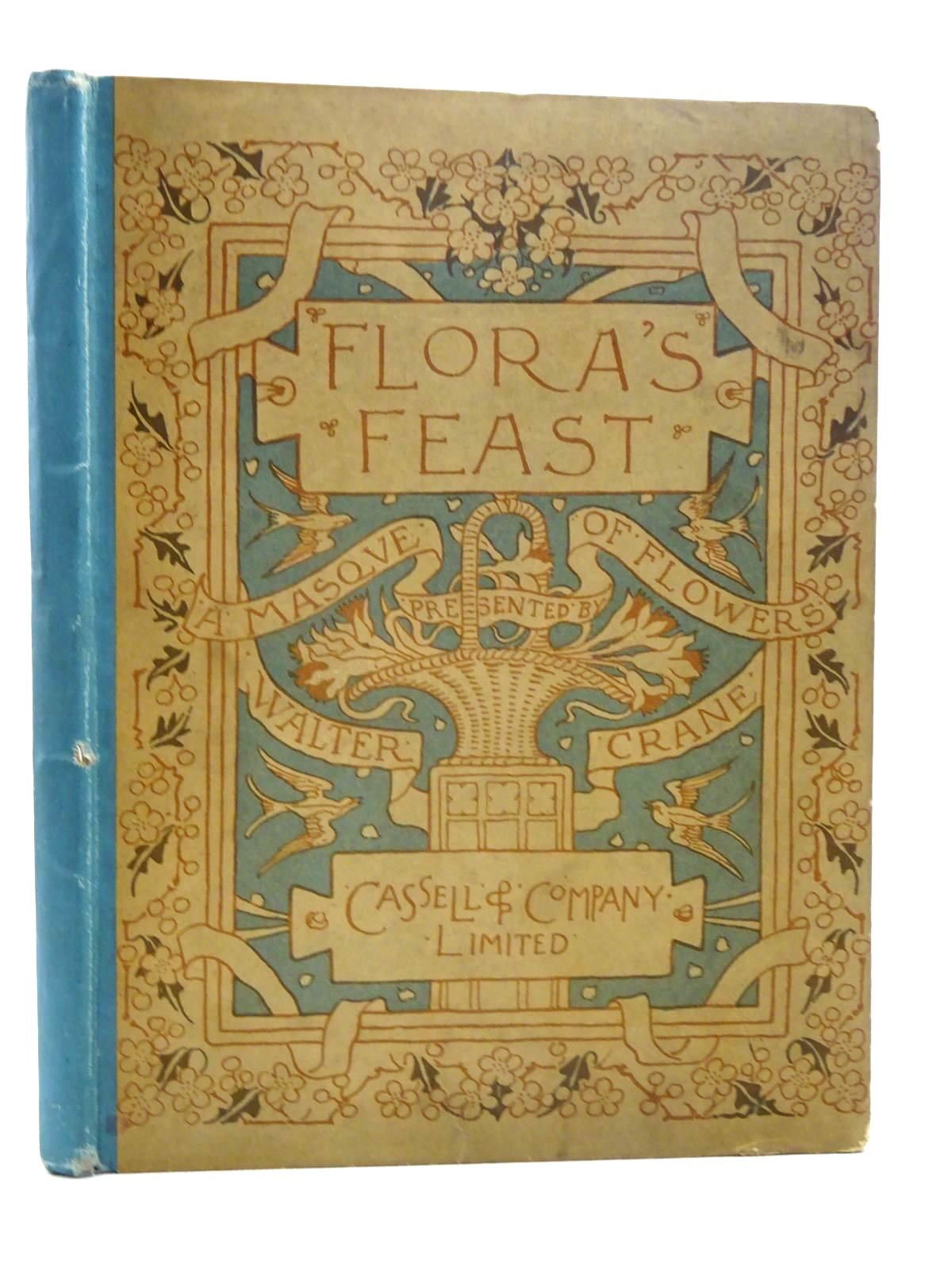 Photo of FLORA'S FEAST A MASQUE OF FLOWERS- Stock Number: 2125939
