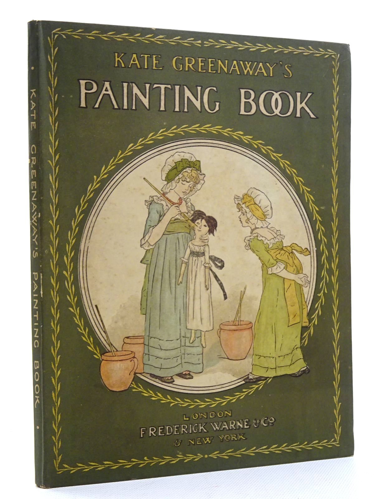 Photo of KATE GREENAWAY'S PAINTING BOOK illustrated by Greenaway, Kate published by Frederick Warne & Co. (STOCK CODE: 2125981)  for sale by Stella & Rose's Books