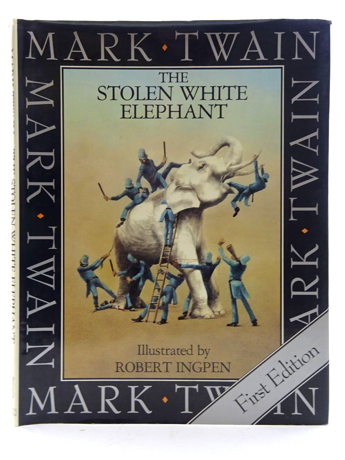 Photo of THE STOLEN WHITE ELEPHANT- Stock Number: 2126036