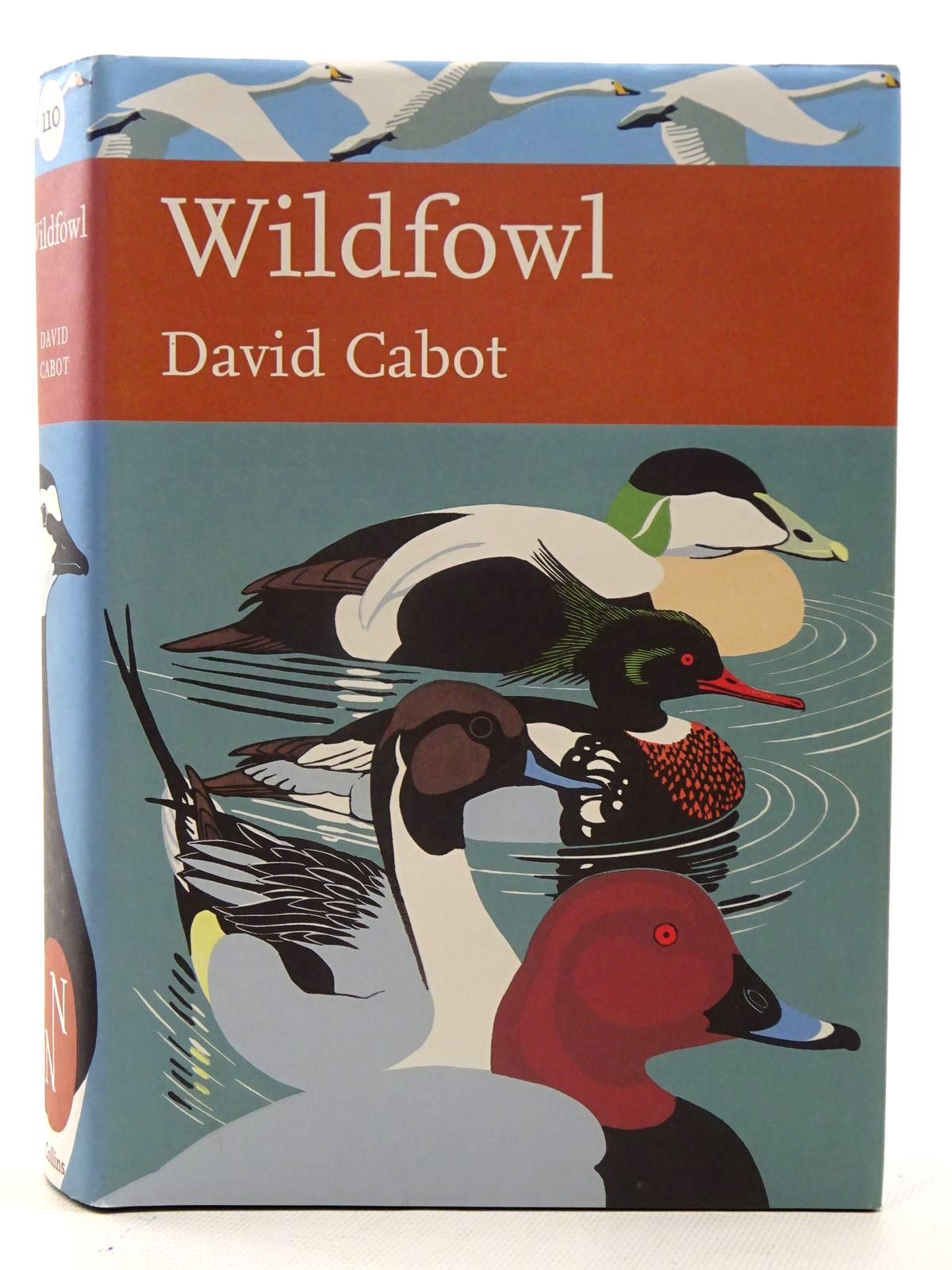 Photo of WILDFOWL (NN 110) written by Cabot, David published by Collins (STOCK CODE: 2126093)  for sale by Stella & Rose's Books