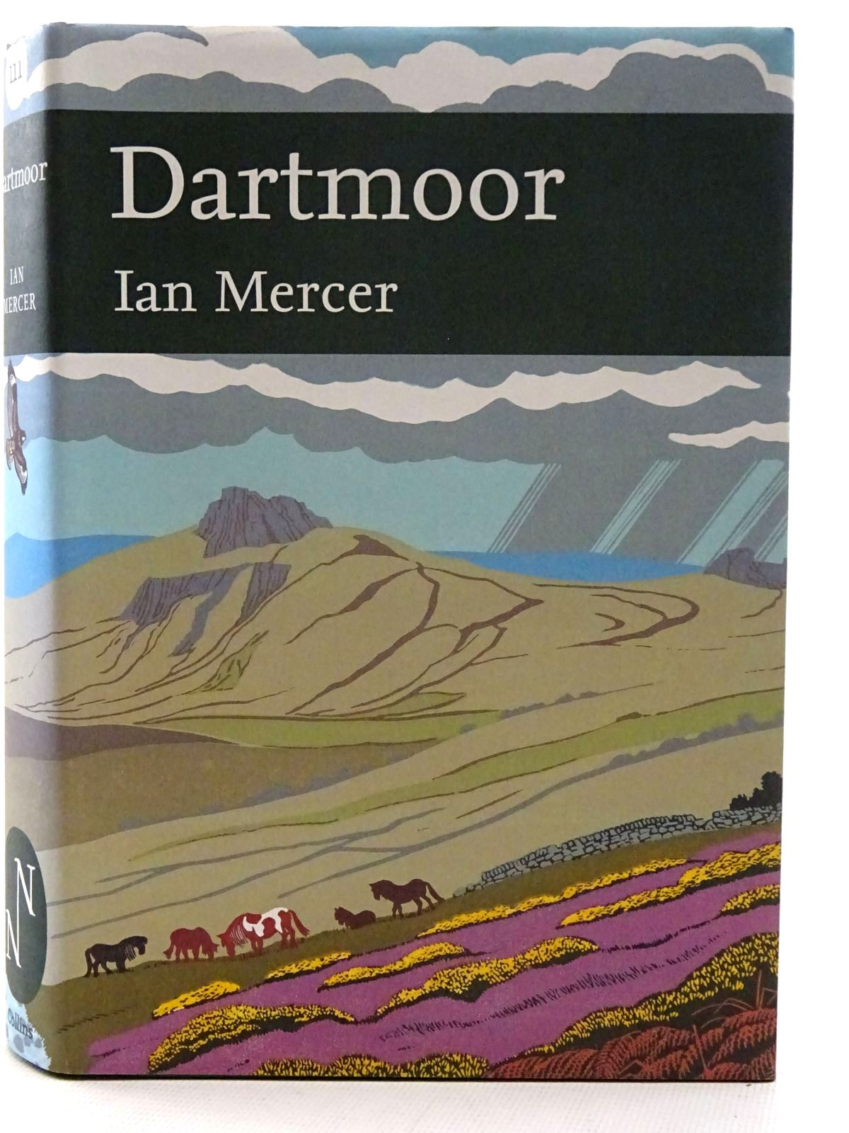 Photo of DARTMOOR (NN 111) written by Mercer, Ian published by Collins (STOCK CODE: 2126095)  for sale by Stella & Rose's Books