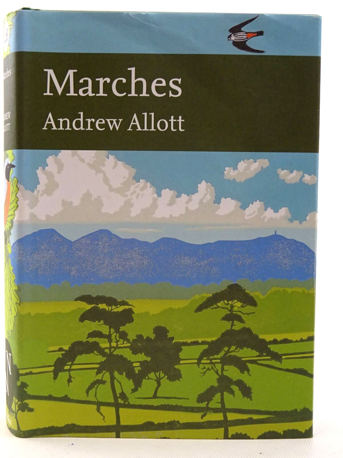 Photo of MARCHES (NN118) written by Allott, Andrew published by Collins (STOCK CODE: 2126096)  for sale by Stella & Rose's Books