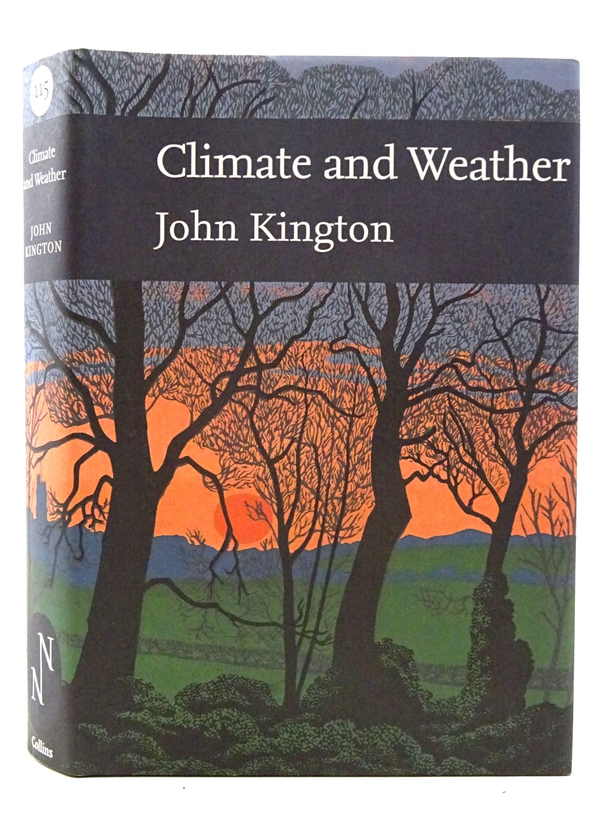 Photo of CLIMATE AND WEATHER (NN 115) written by Kington, John published by Collins (STOCK CODE: 2126097)  for sale by Stella & Rose's Books