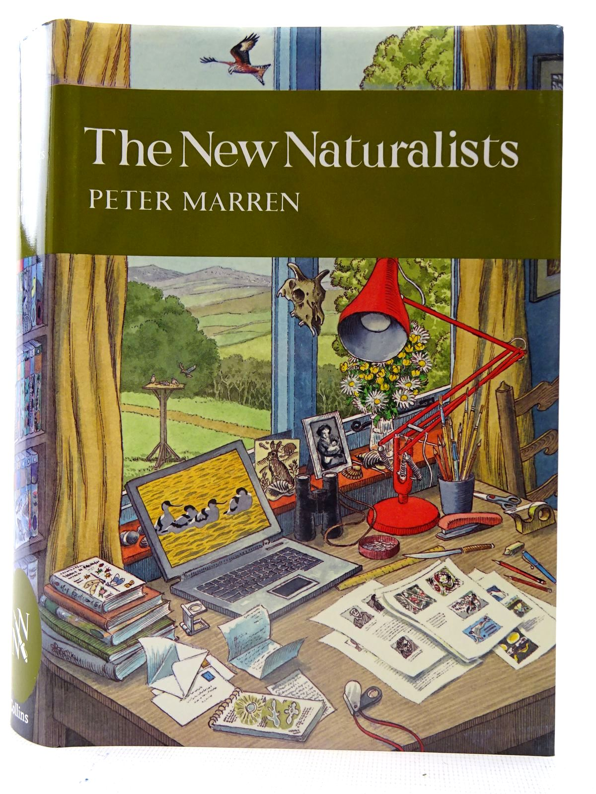 Photo of THE NEW NATURALISTS (NN 82) written by Marren, Peter published by Collins (STOCK CODE: 2126121)  for sale by Stella & Rose's Books