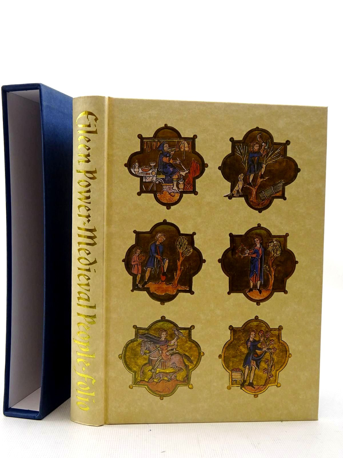 Photo of MEDIEVAL PEOPLE written by Power, Eileen published by Folio Society (STOCK CODE: 2126131)  for sale by Stella & Rose's Books