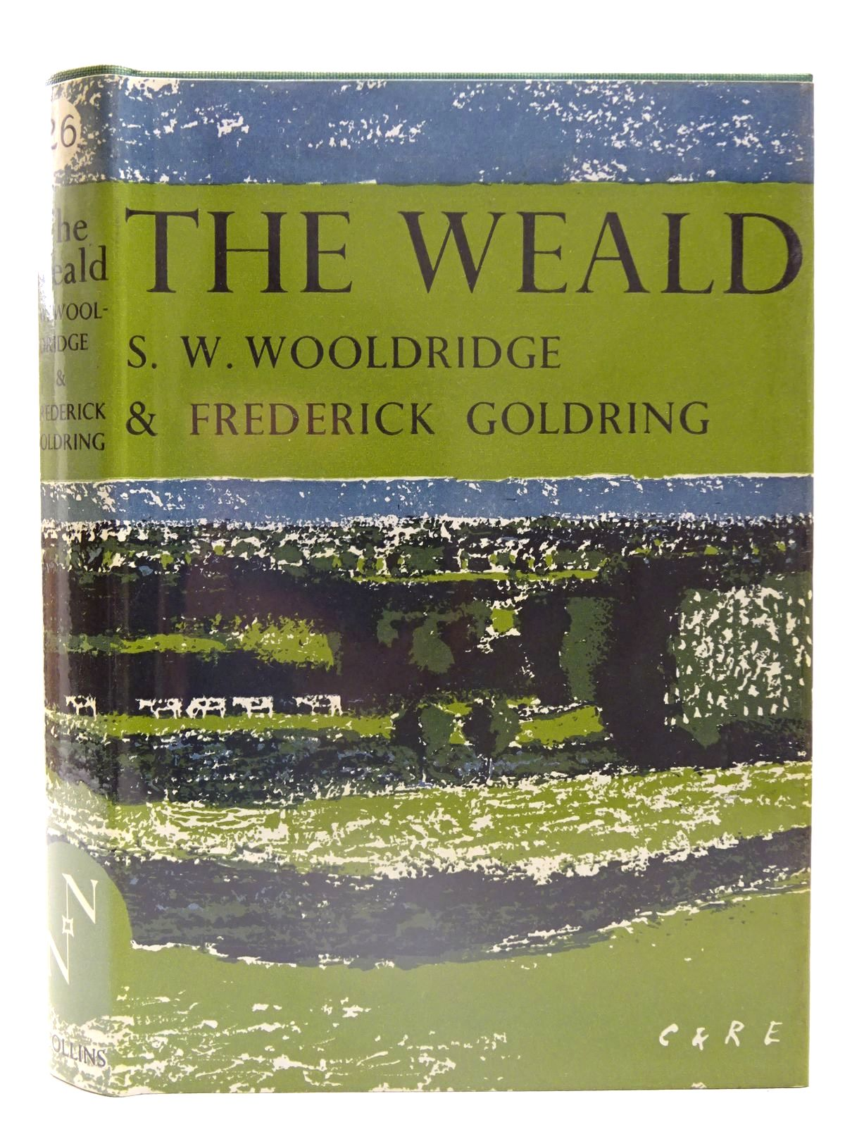 Photo of THE WEALD (NN 26) written by Wooldridge, S.W.<br />Goldring, Frederick published by Collins (STOCK CODE: 2126144)  for sale by Stella & Rose's Books
