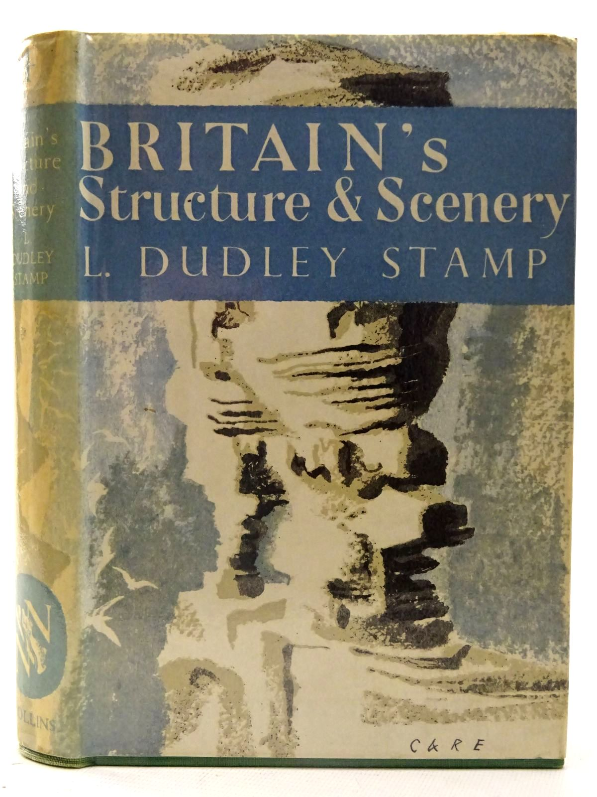 Photo of BRITAIN'S STRUCTURE AND SCENERY (NN 4)- Stock Number: 2126152