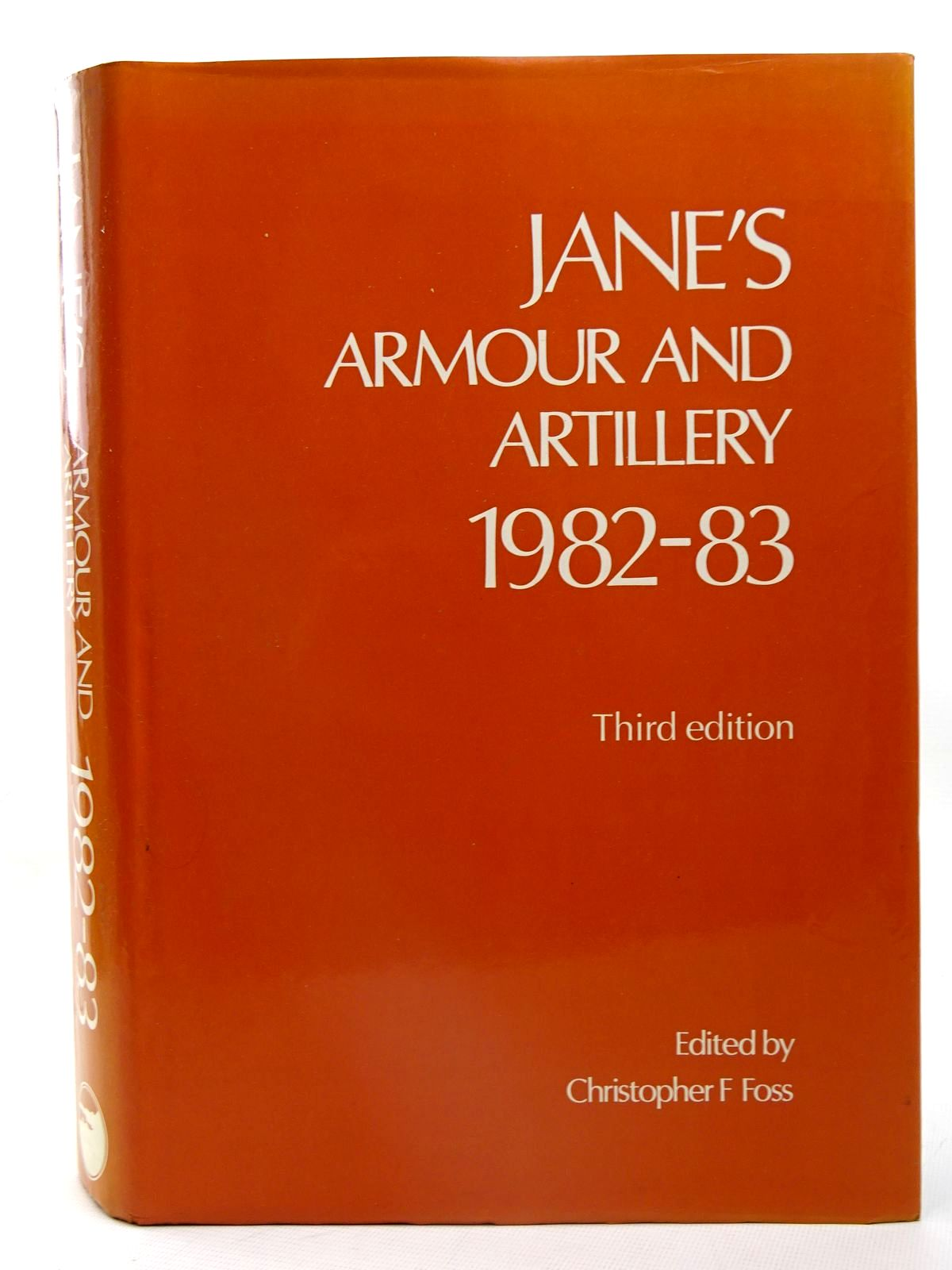 Photo of JANE'S ARMOUR AND ARTILLERY 1982-83- Stock Number: 2126162
