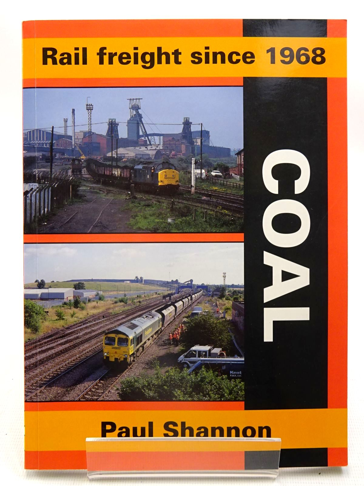 Photo of RAIL FREIGHT SINCE 1968 COAL- Stock Number: 2126165
