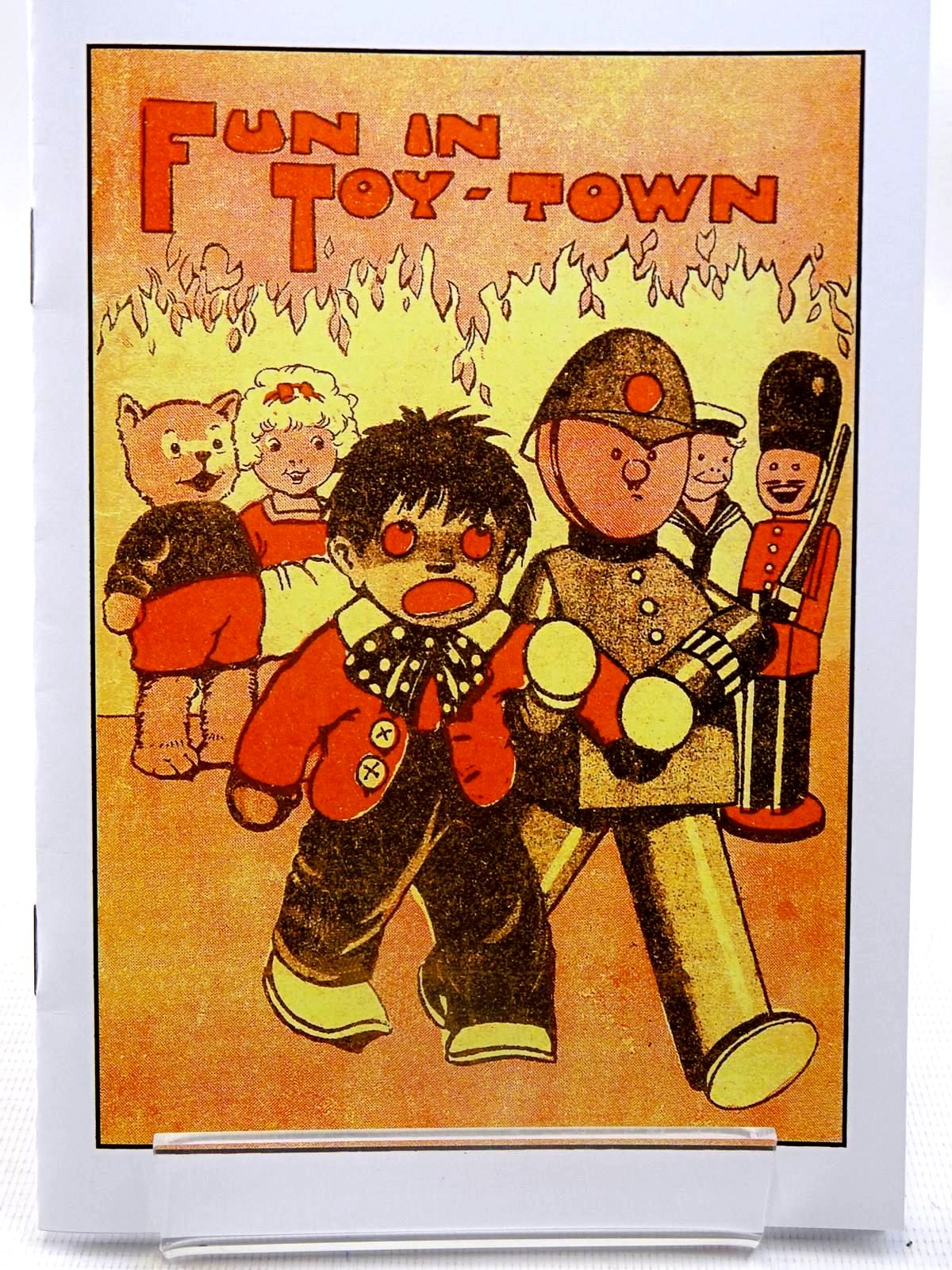Photo of FUN IN TOY-TOWN written by Blyton, Enid published by Enid Blyton Society (STOCK CODE: 2126183)  for sale by Stella & Rose's Books