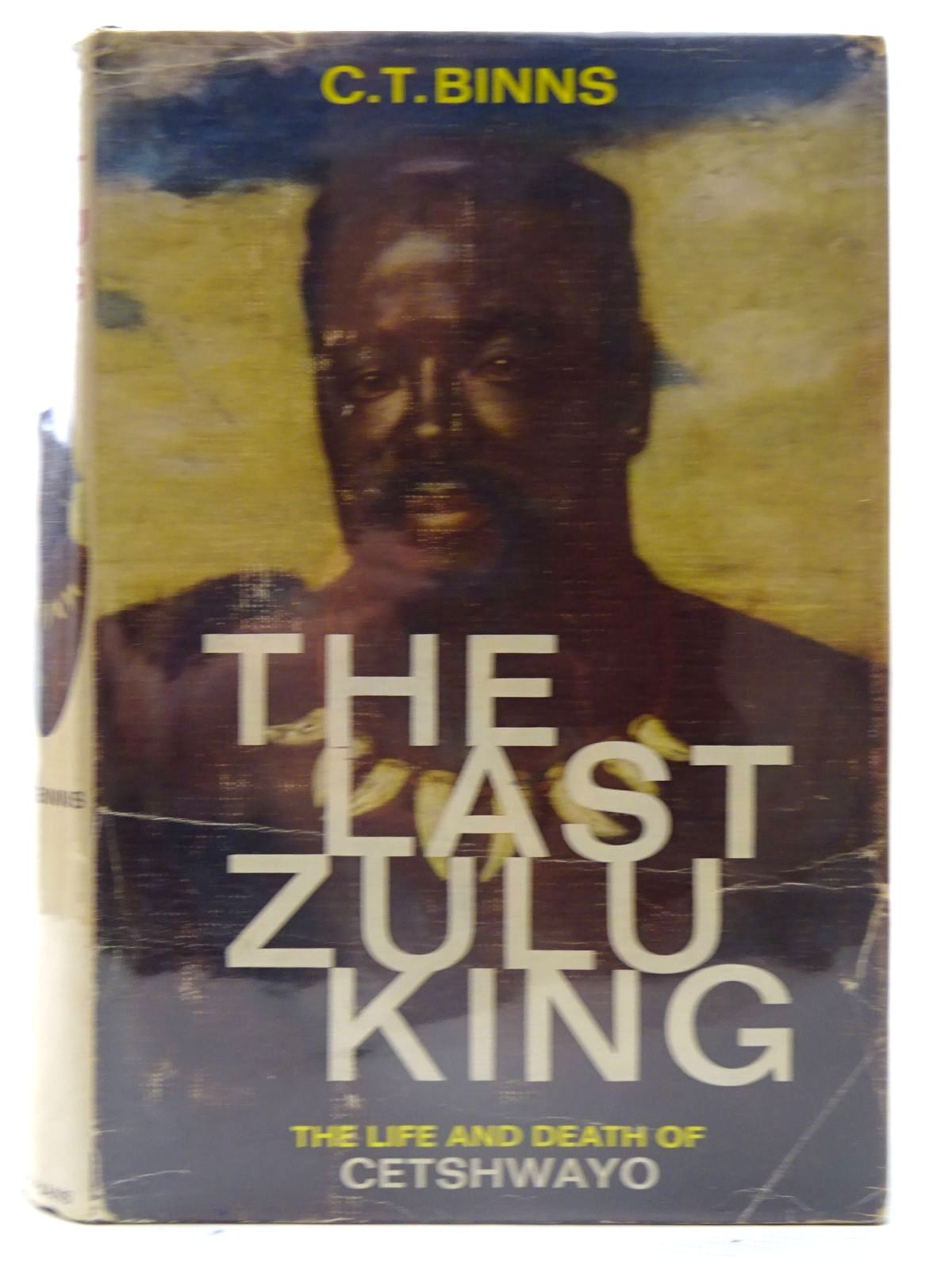 Photo of THE LAST ZULU KING- Stock Number: 2126200