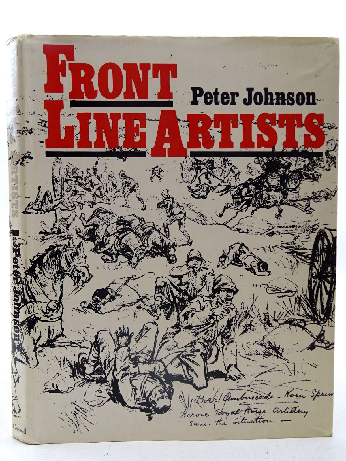 Photo of FRONT LINE ARTISTS- Stock Number: 2126209