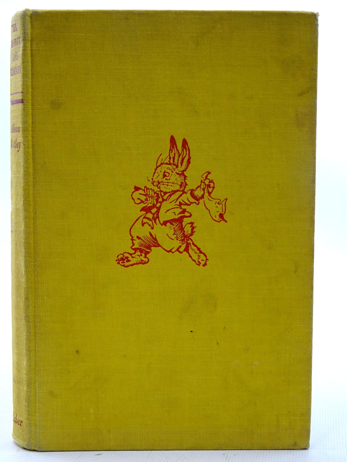 Photo of TIM RABBIT AND COMPANY written by Uttley, Alison illustrated by Kennedy, A.E. published by Faber & Faber (STOCK CODE: 2126258)  for sale by Stella & Rose's Books