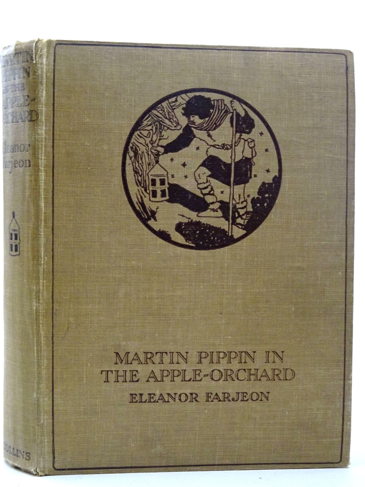 Photo of MARTIN PIPPIN IN THE APPLE-ORCHARD written by Farjeon, Eleanor illustrated by Brock, C.E. published by W. Collins Sons and Co. Ltd. (STOCK CODE: 2126269)  for sale by Stella & Rose's Books