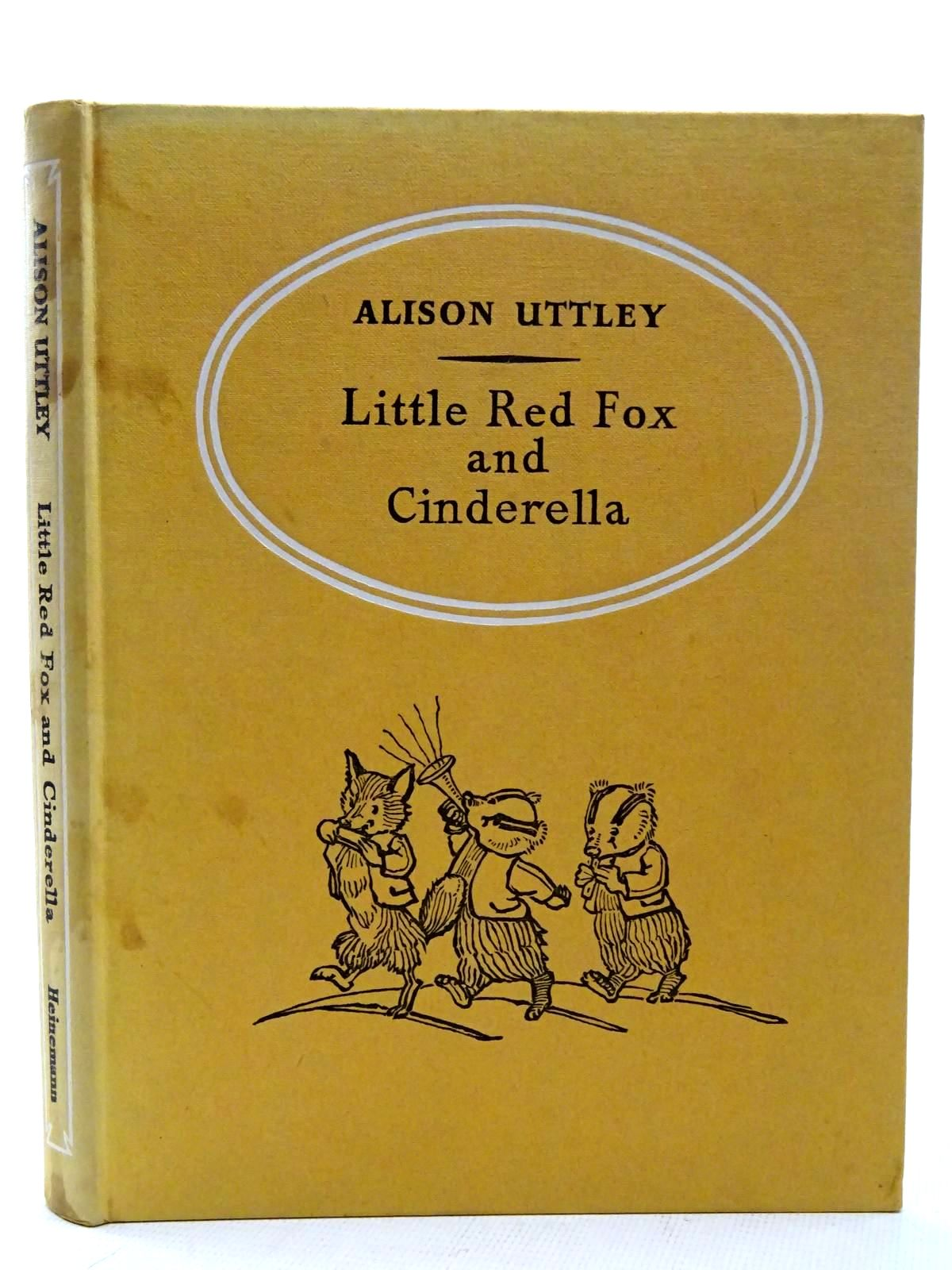 Photo of LITTLE RED FOX AND CINDERELLA- Stock Number: 2126283