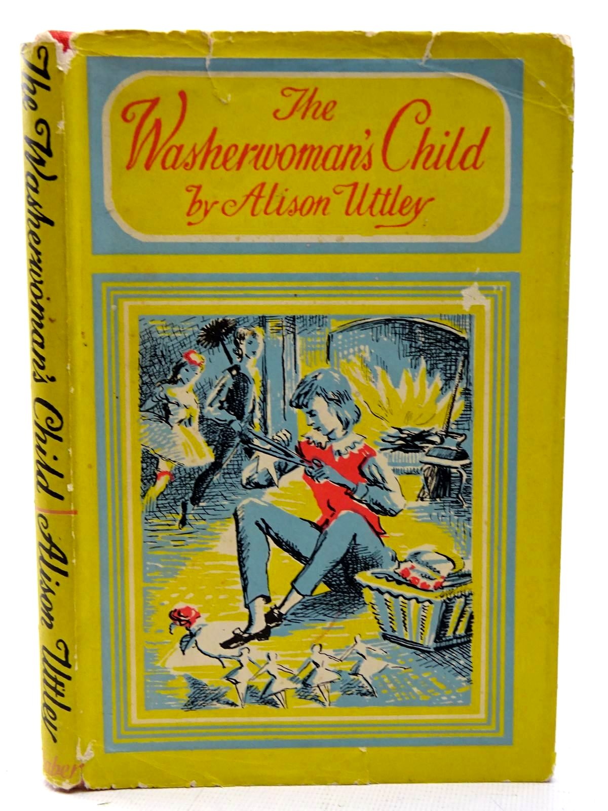 Photo of THE WASHERWOMAN'S CHILD written by Uttley, Alison Andersen, Hans Christian illustrated by Hawkins, Irene published by Faber & Faber (STOCK CODE: 2126293)  for sale by Stella & Rose's Books