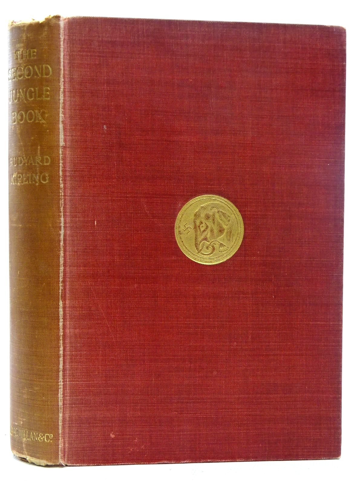 Photo of THE SECOND JUNGLE BOOK written by Kipling, Rudyard illustrated by Kipling, J. Lockwood published by Macmillan & Co. Ltd. (STOCK CODE: 2126304)  for sale by Stella & Rose's Books