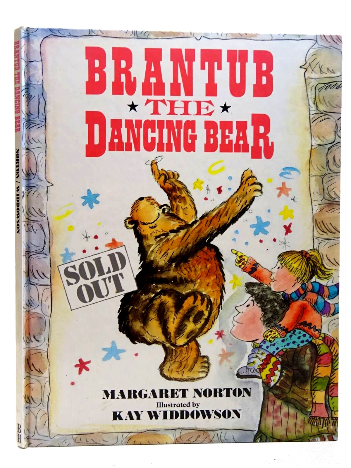 Photo of BRANTUB THE DANCING BEAR- Stock Number: 2126314