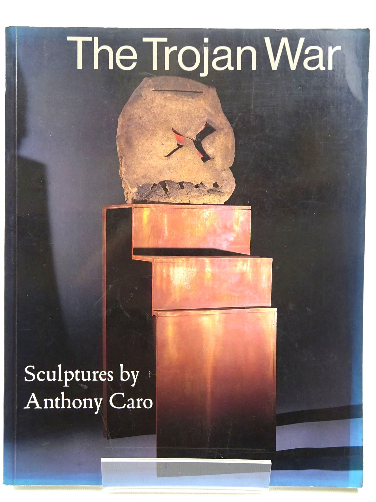 Photo of THE TROJAN WAR SCULPTURES BY ANTHONY CARO written by Spurling, John<br />Bryant, Julius published by Lund Humphries (STOCK CODE: 2126352)  for sale by Stella & Rose's Books