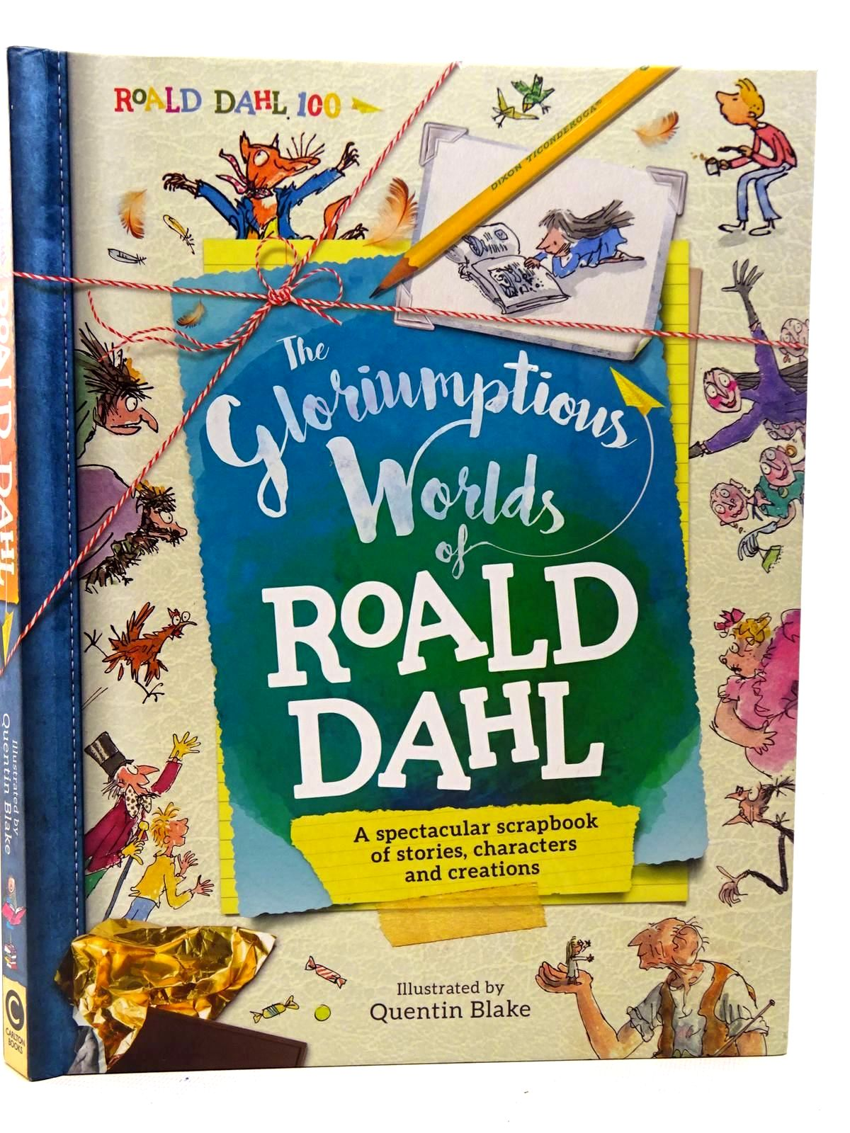 Photo of THE GLORIUMPTIOUS WORLDS OF ROALD DAHL- Stock Number: 2126361