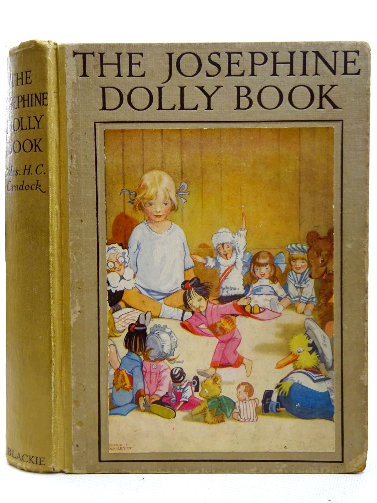 Photo of THE JOSEPHINE DOLLY BOOK- Stock Number: 2126375