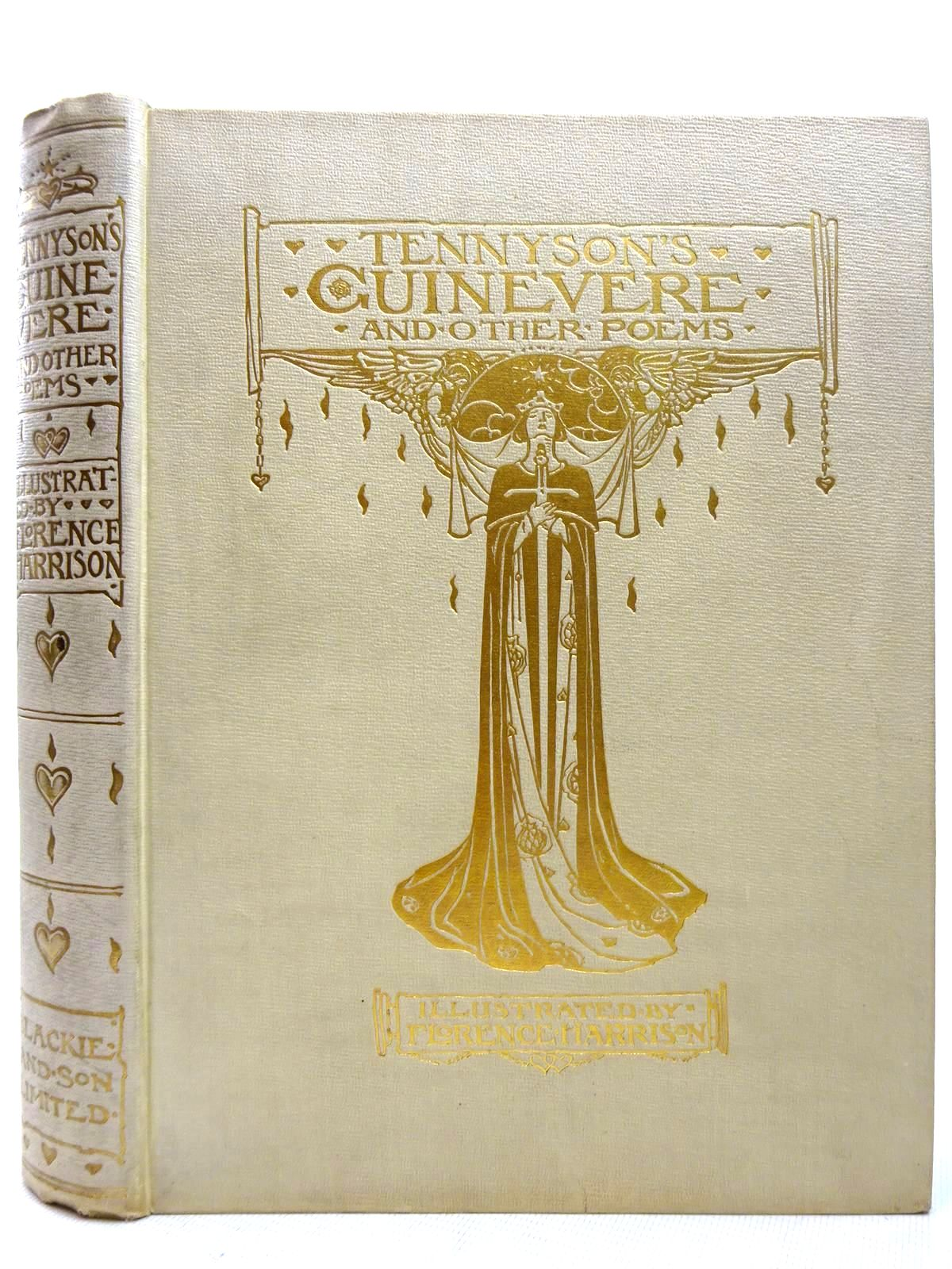 Photo of TENNYSON'S GUINEVERE AND OTHER POEMS