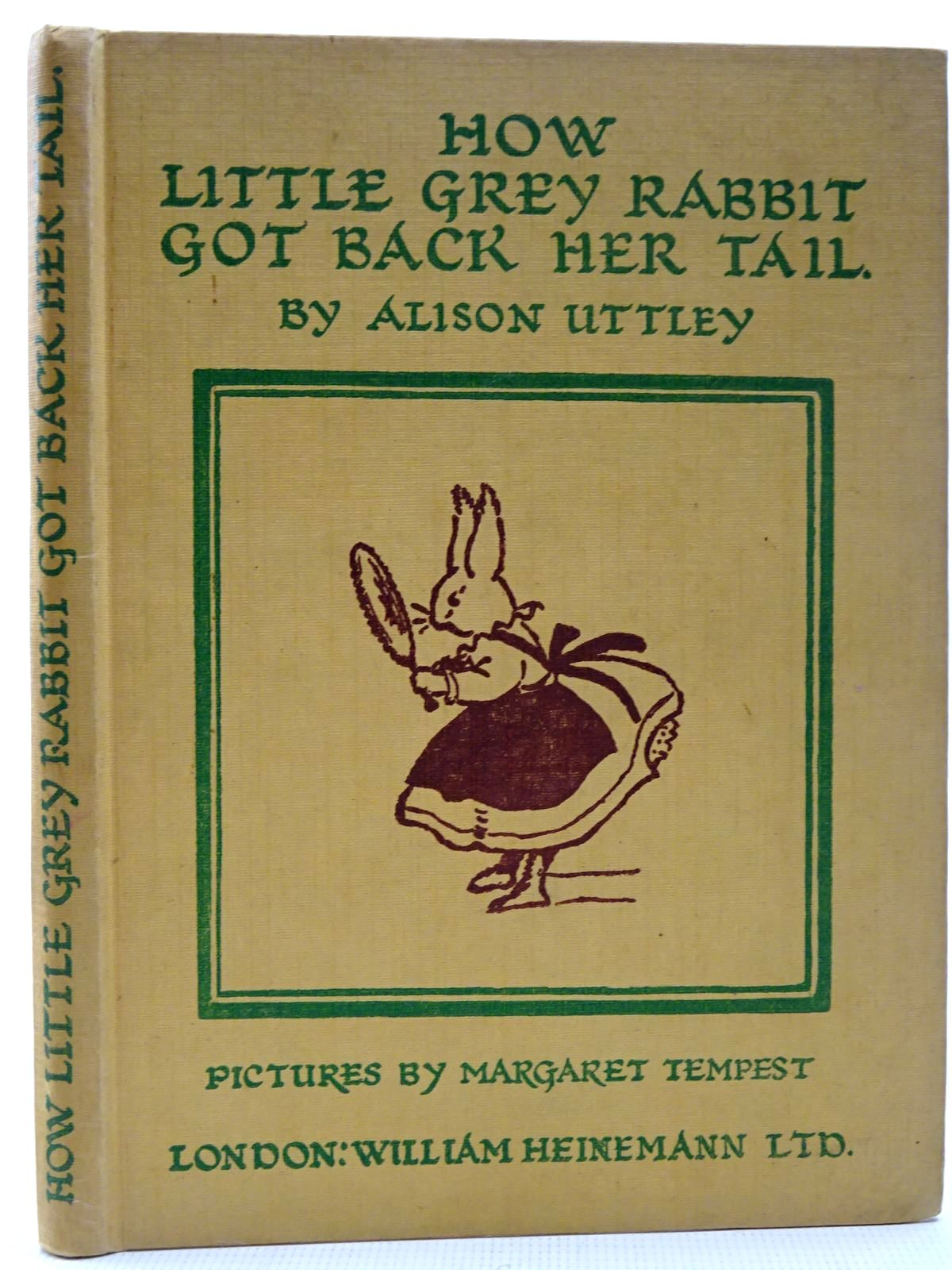 Photo of HOW LITTLE GREY RABBIT GOT BACK HER TAIL- Stock Number: 2126417