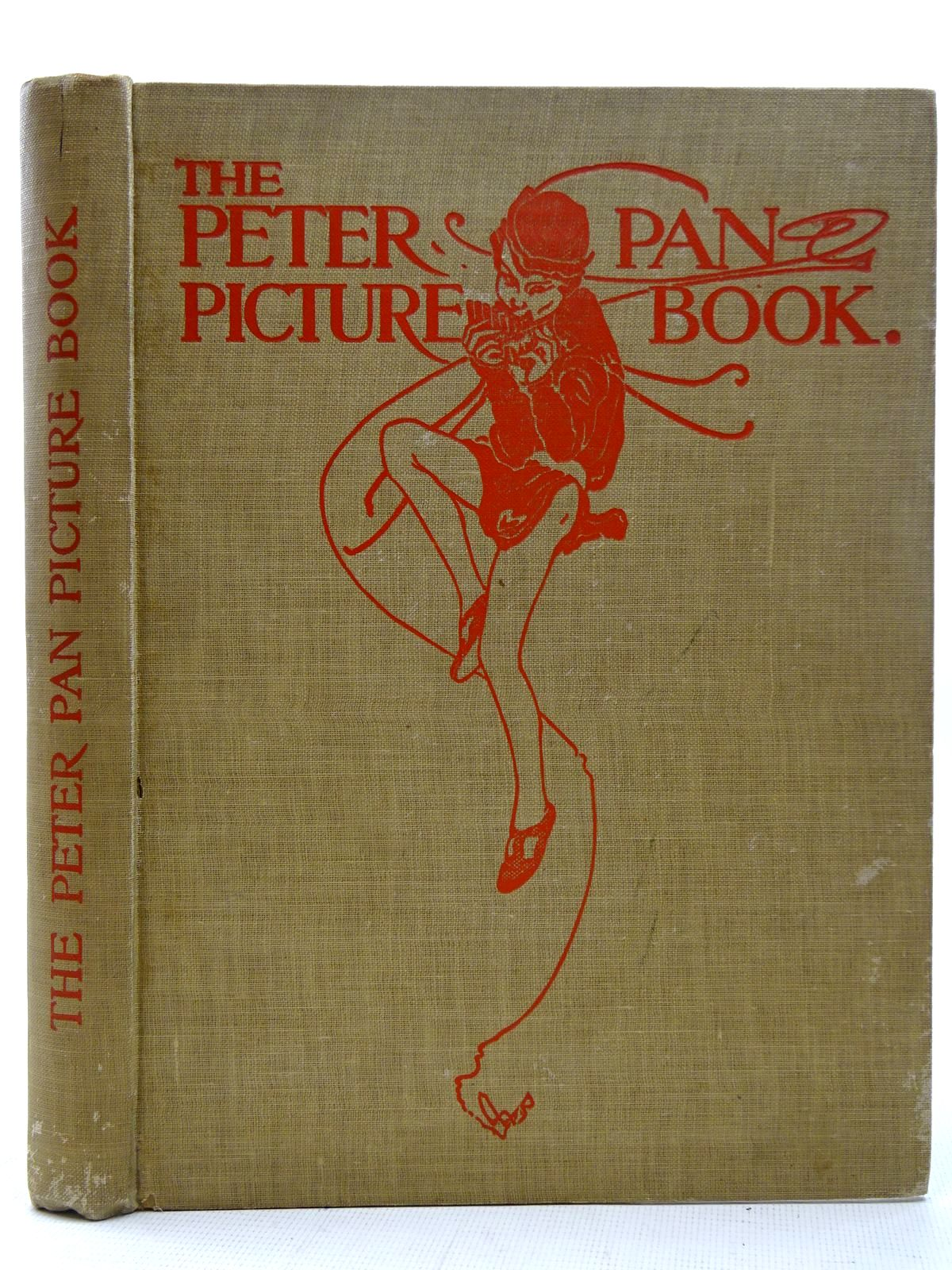 Photo of THE PETER PAN PICTURE BOOK written by Barrie, J.M.
