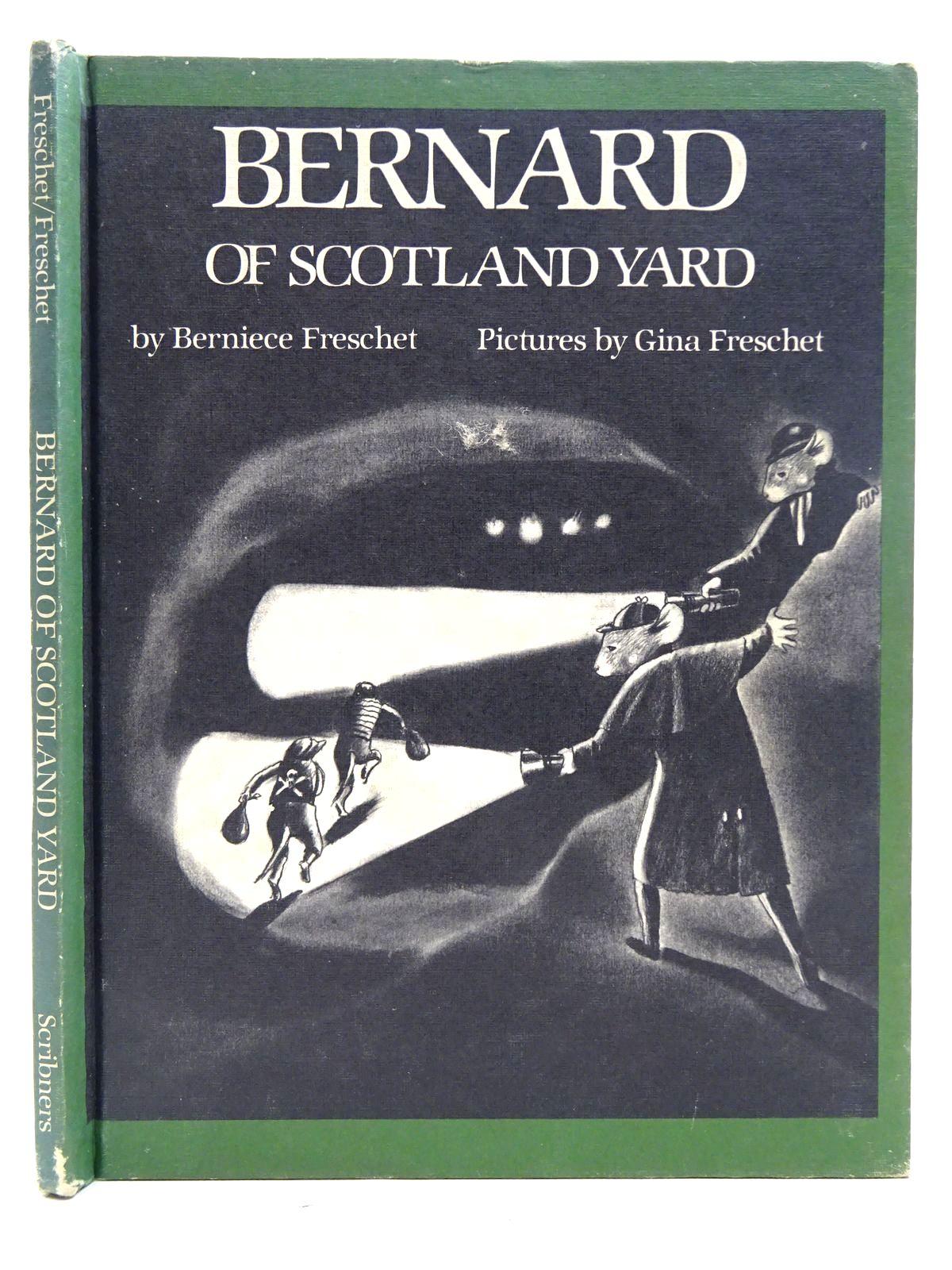 Photo of BERNARD OF SCOTLAND YARD- Stock Number: 2126455
