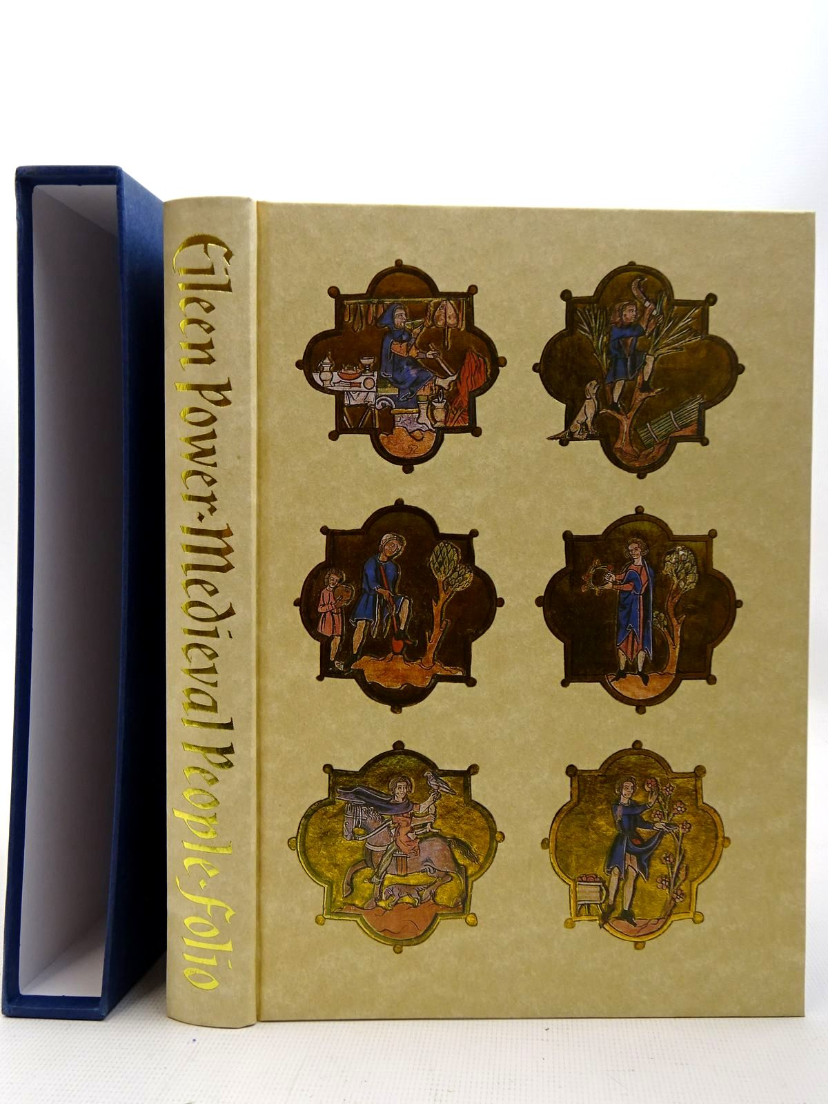 Photo of MEDIEVAL PEOPLE written by Power, Eileen published by Folio Society (STOCK CODE: 2126457)  for sale by Stella & Rose's Books