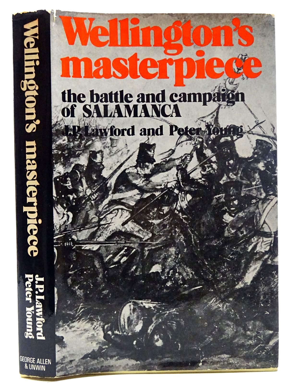 Photo of WELLINGTON'S MASTERPIECE THE BATTLE AND CAMPAIGN OF SALAMANCA- Stock Number: 2126466