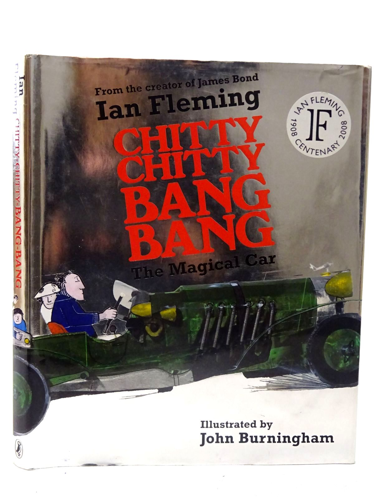 Photo of CHITTY CHITTY BANG BANG THE MAGICAL CAR- Stock Number: 2126492