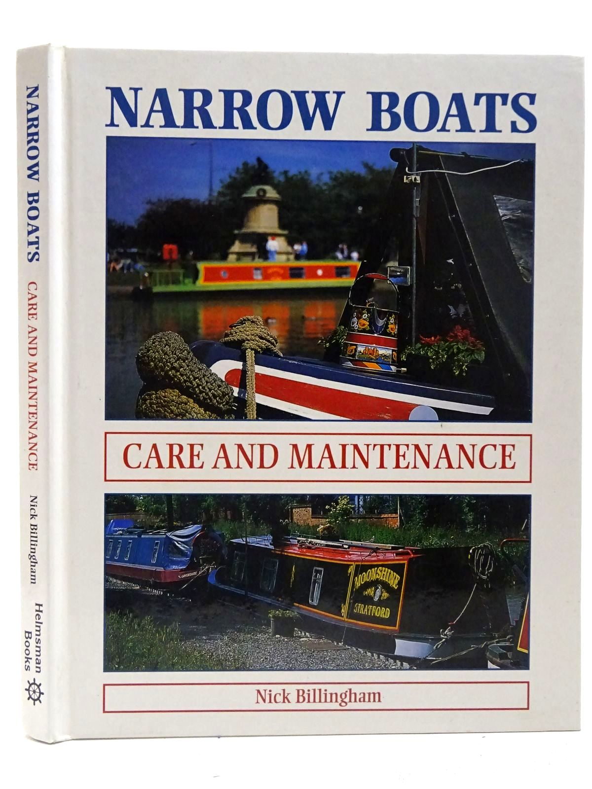 Photo of NARROW BOATS CARE AND MAINTENACE- Stock Number: 2126548