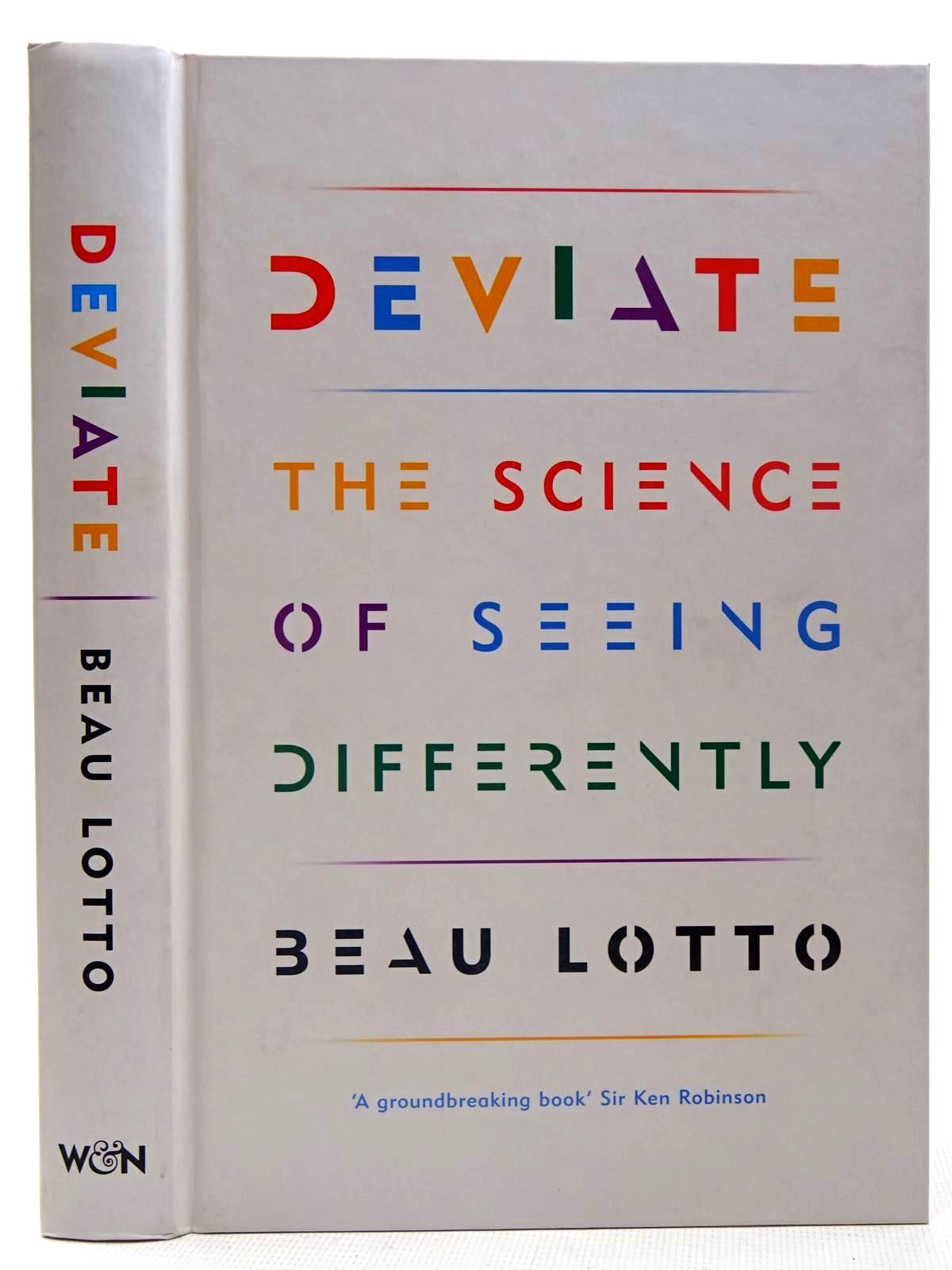 Photo of DEVIATE THE SCIENCE OF SEEING DIFFERENTLY- Stock Number: 2126570