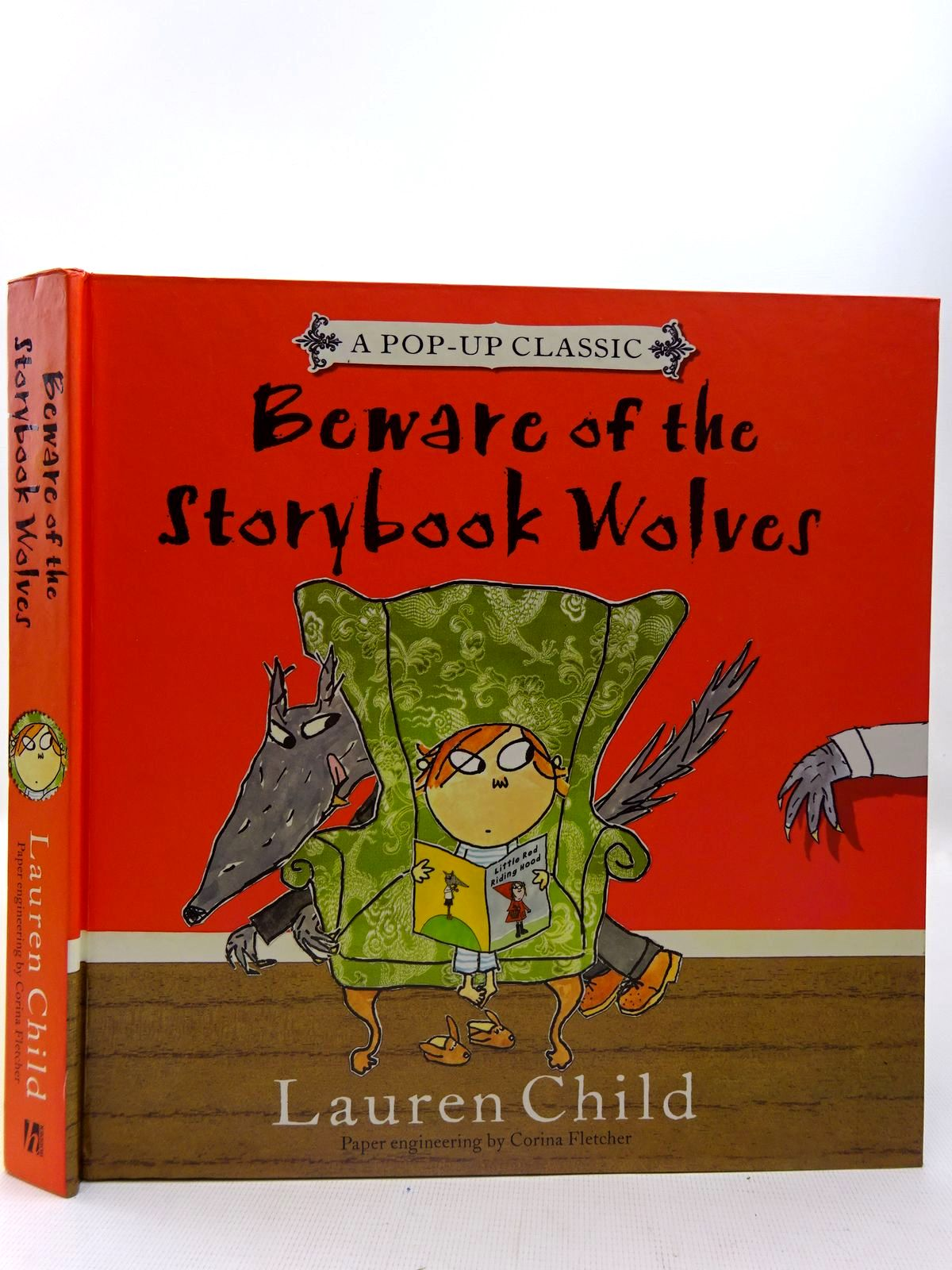 Photo of BEWARE OF THE STORYBOOK WOLVES- Stock Number: 2126592